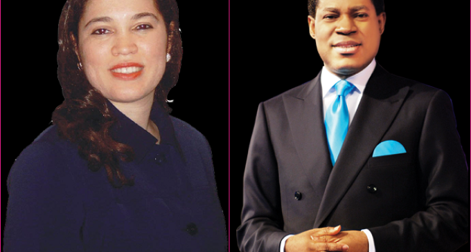 Second time's a treat? Pastor Chris Oyakhilome's ex wife, Anita, remarries?