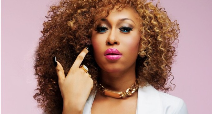 Cynthia Morgan is worried about PSquare