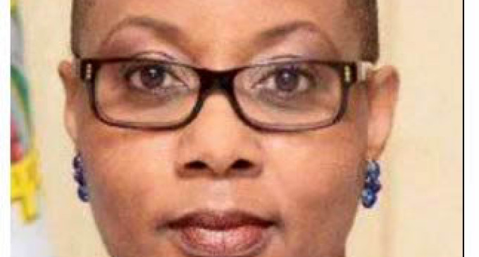 And the bauble queen gets bugged! Houseboy absconds with NNPC top shot, Esther Ogbue