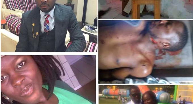 Yewande Oyediran denies killing her late husband