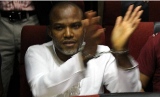 Court Rejects Nnamdi Kanu's Request To Be Moved To Kuje prison