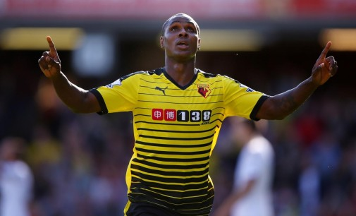 Chinese club offered me £300,000 a week, God told me to stay – Ighalo
