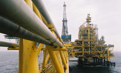 Crude Oil price rises by over 6%