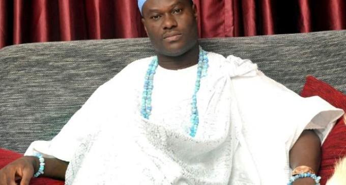 Love actually! Ooni of Ife, Oba Ogunwusi remarries Wuraola Otiti