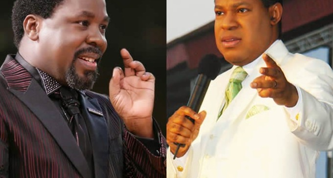 T.B Joshua, Chris Oyakhilome accused of using black magic to perform miracles