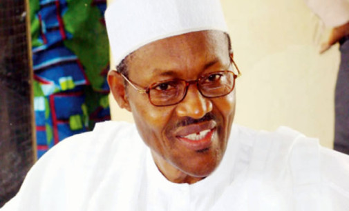 My wife's duty is to look after me, Buhari insists