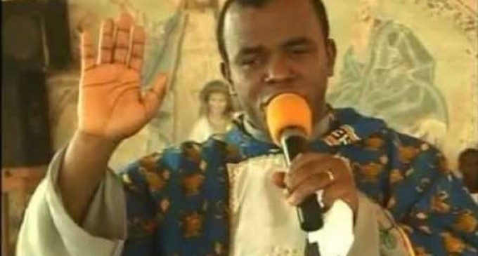 Nigerians are hungry, Mbaka tells Buhari