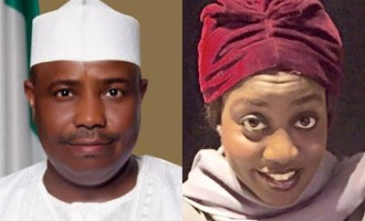 Gov. Tambuwal's new wife, Mairo Mustapha is expectant