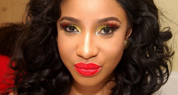 Tonto Dike reacts emotionally to allegation of borrowed car, cloths others