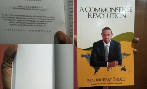 Mr Ben Murray Bruce, practice what you preach or let peace
