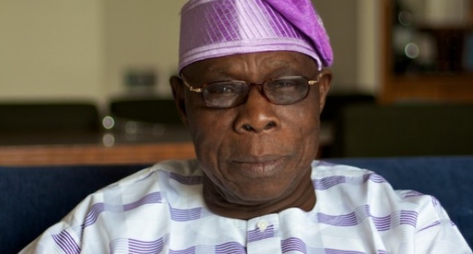 Trouble in Obasanjo's family…As wife sues him over son'smarriage to Kessington Adebutu's daughter