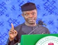 N4 Billion Magu Deal:  Osinbajo Refutes 'False and Baseless Fabrications' Allegation