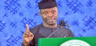 N4 Billion Magu Deal:  Osinbajo Refutes 'False and Baseless Fabrications' Allegation