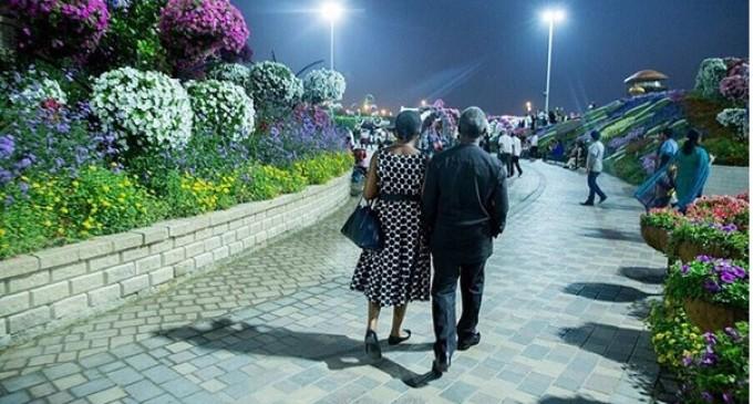 VP Osinbajo and wife take romance to Dubai on Valentine Day
