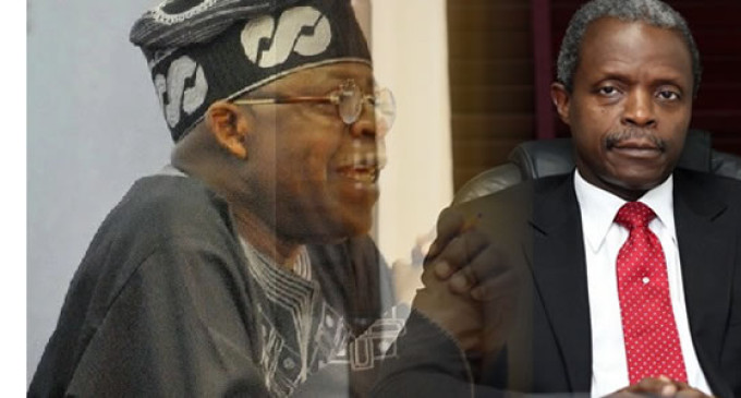 2023 Presidency: Osinbajo On A Collision Course With Tinubu, Pushes To Succeed Buhari