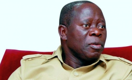 APC Crisis: Oshiomhole Gets 48 Hours to Rescind Okorocha's Suspension
