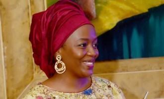 About Aisha Babangida's new look