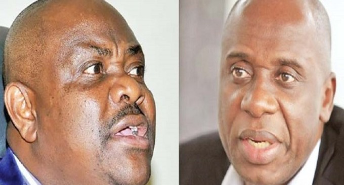 Wike, Abe in alliance to defame me, alleges Amaechi