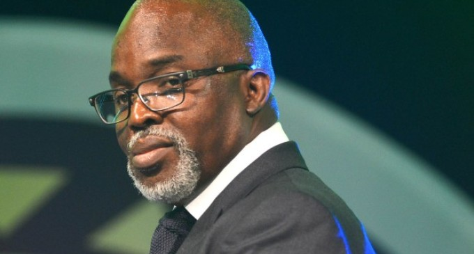 Breaking News! Amaju Pinnick Becomes CAF 1st Vice-President