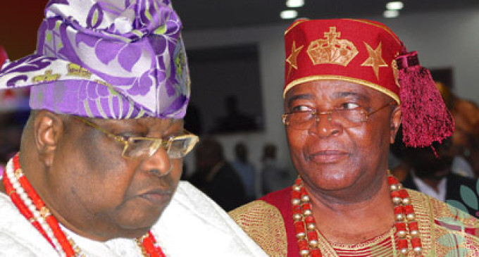 Royal rumble! Rift deepens between Awujale of Ijebu and Alake of Egba land