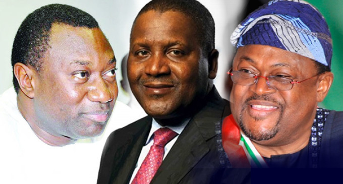 Otedola, Dangote, Adenuga, others can end poverty in Nigeria – Oxfam International