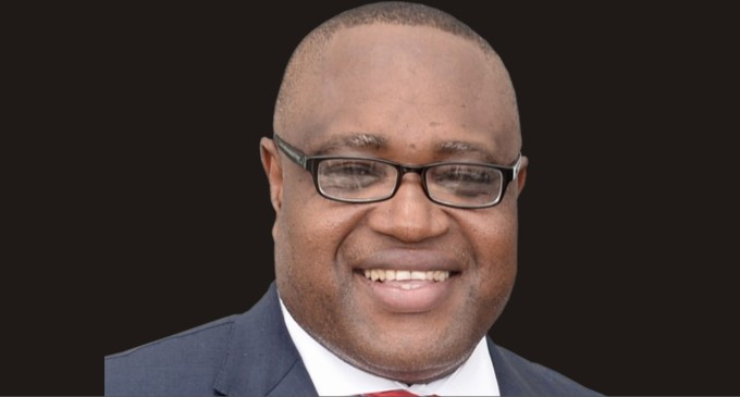 Class act! Rainoil boss, Gabriel Ogbechie, dazzles at YES lecture