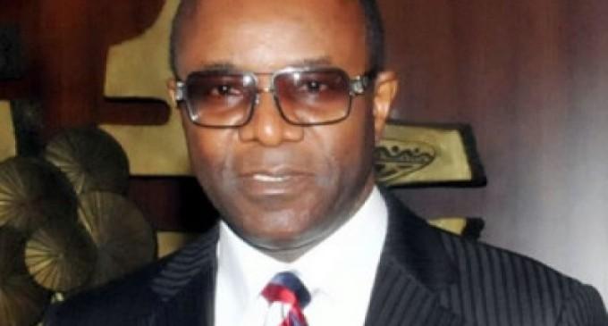Breaking! Mysterious Fire guts Petroleum Minister, Ibe Kachikwu's Abuja House