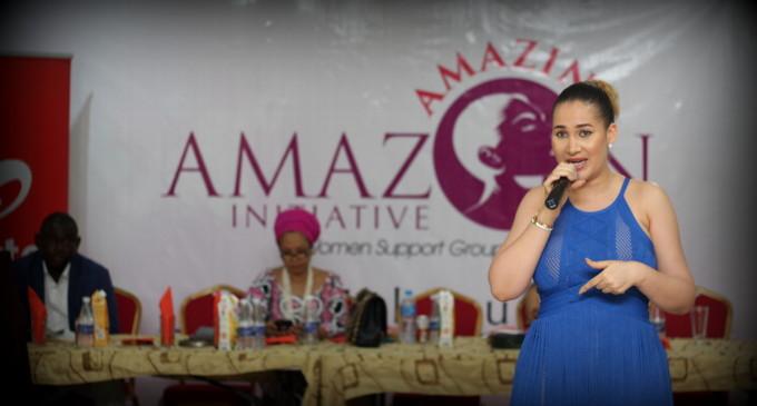 AMAZING AMAZON INITIATIVE (Press Release)