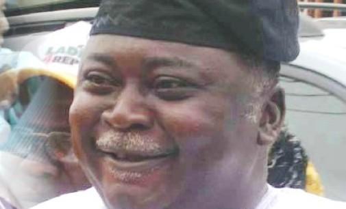 Exuberant Or Excitable? Ladi Adebutu Fights Ogun West Leader In The Caucus Meeting