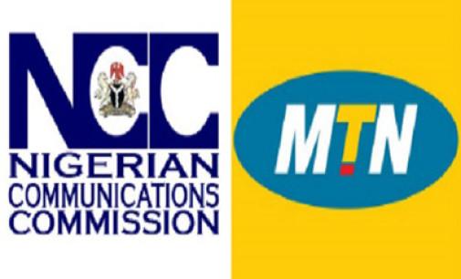 N1.04tn fine: MTN withdraws suit against NCC, AGF
