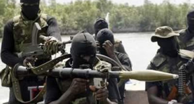 Ex-militants, militiamen invade Lagos …behind robbery, kidnapping spree