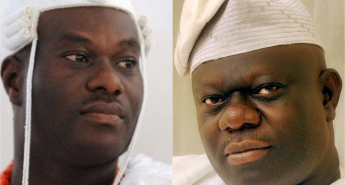 At last, Ooni of Ife has settled rift with estranged brother
