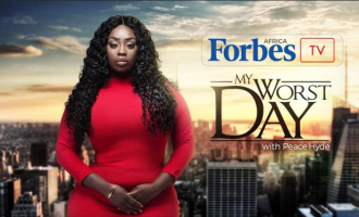 """""""I Lost $2 million in one day"""", Papa Kwesi Nduom on Forbes Africa TV My Worst Day with Peace Hyde"""