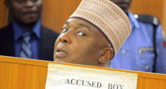 Court rules today in Saraki's case