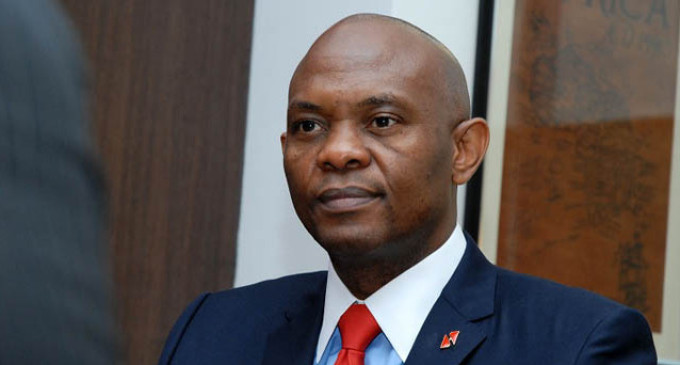 Elumelu advises Buhari to review DisCos' ownership structure
