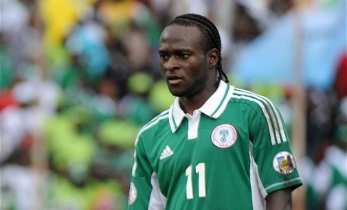 I won't force myself to play for Nigeria –Moses