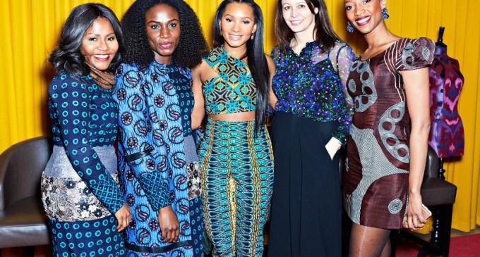 Femi Otedola's daughter, Temi, hosts fashion tea party