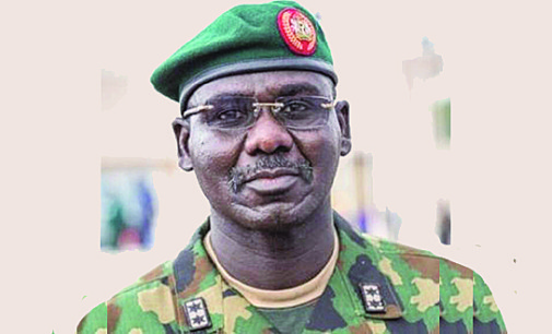 Soldiers chased weapon-laden truck into Kanu's home, says Buratai
