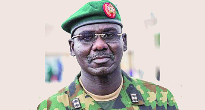 Army: $1b Approved To Fight Insurgency Yet To Be Released
