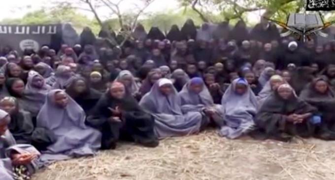 Self-professed Chibok girl suicide bomber arrested