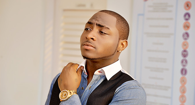 Davido buys private jet?
