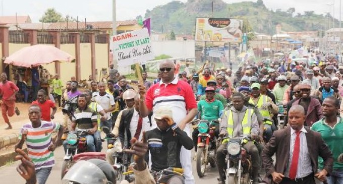 Image result for Ayodele Fayose governor for the people