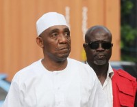 Will Bukola Saraki save Mohammed Gobir from EFCC's claws?