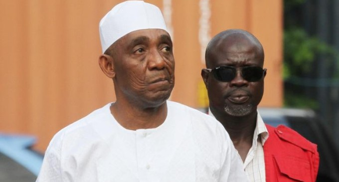 Will Bukola Saraki save Mohammed Gobir from EFCC's claws?