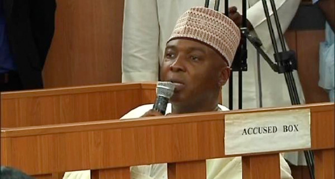 I've lost memory, records about charges against me –Saraki