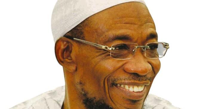 Like Oliver Twist…Osun governor, Rauf Aregbesola, pursues Lagos senatorial seat