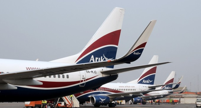 Shame in The Air! Nigerian Government Takes Over Arik Air