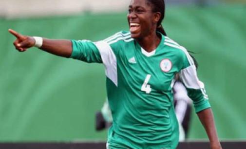 Oshoala's arrival excites Omagbemi
