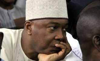 Resign Honourably Or Be Forced Out Of Office, Akpabio Tells Saraki