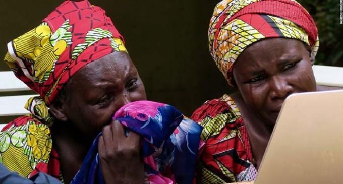Tearful parents watch new Chibok girls' video